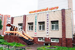 Клиника на Маршала Жукова